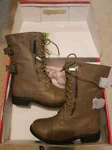 Boots from Steps