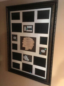 Large wall frames for family pictures