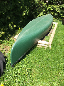 Mad River Teton Canoe