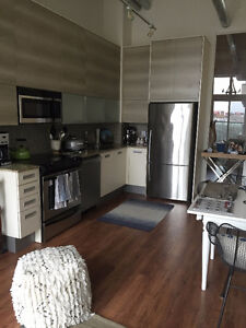 MADISON LOFTS - STUNNING 1BDRM+DEN - NEW and GREAT VIEW