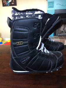 Head Snowboard Boots - Size 10.5 - $80