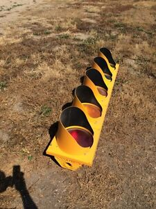Large traffic light .. Great for Shop or ManCave Regina Regina Area image 3