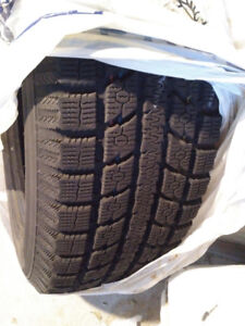 4 new Michelin 235/65R18 Winter Tires $400.00 for Sale