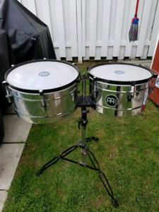 Timbales Meinl