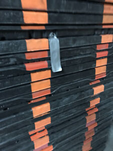 """48""""x40"""" PLASTIC THERMOFORMED PALLETS"""
