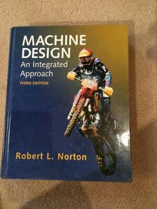 Livre Machine Design: An integrated approach