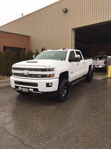 2017 Chevrolet Silverado 2500 Custom Sport HD