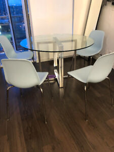 Ikea Chairs (Selling 4 of them)