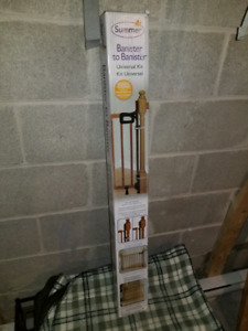 Banister to Banister gate kit