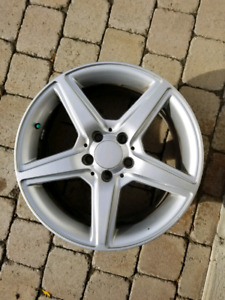 4x19 inch rims fits Audi and Meecedes