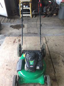 WEED EATER push mower