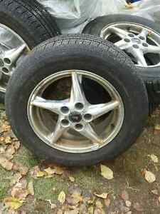4 tires on 2003 Grand Prix Rims