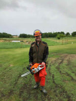 Experienced Sawyer (Chainsaw Operator) For Hire!