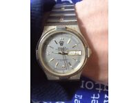 Stainless steel Rolex