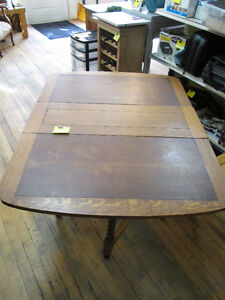 Folding Dining Table For Sale At Nearly New Port Hope (SALE)