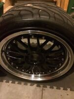 "18"" wheels and tires for sale"