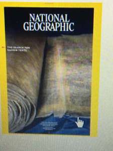 FREE --- National Geographic - 40 years worth -- FREE ---