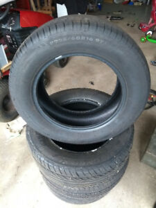 225/60R16 all season tires