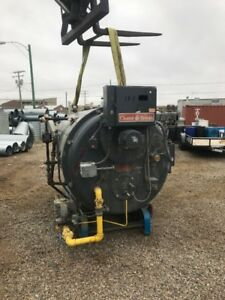 2 Cleaver Brooks Low Pressure Steam Boilers