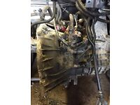 Ford Focus/transit connect gearbox