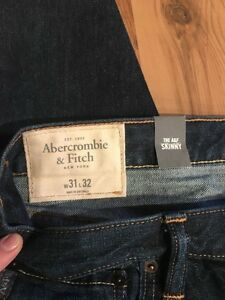 Abercrombie and Fitch Jeans  Prince George British Columbia image 4