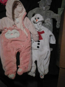 5 lots of baby girl clothes or one big lot