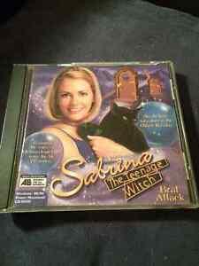 "Sabrina the Teenage Witch ""Brat Attack"" Computer Game"