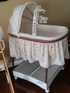 Matching Swing and Bassinet $50 each or both for $80
