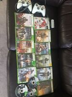 Xbox 360 games for sale. Want them gone