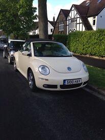 For sale Volkswagen beetle
