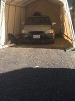 98 Honda Civic si rolling shell