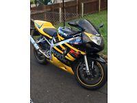 Suzuki gsxr 600 k3 £2900 Ono or swap/ px why