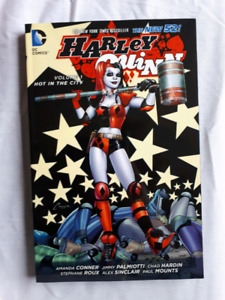 """Harley Quinn DC Comics (The New 52) Volume 1 """"Hot in the city"""""""