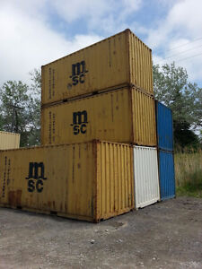 Super special maritime Containers 20' West Island Greater Montréal image 1