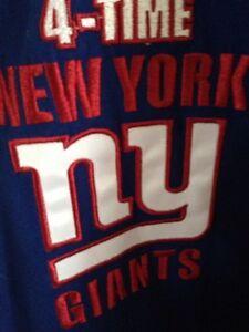 NFL New York  Giants jacket coat Gatineau Ottawa / Gatineau Area image 3