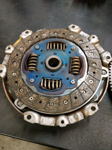 2004 Acura RSX Type S Clutch and Flywheel