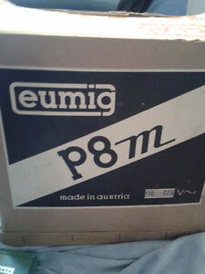 VINTAGE EUMIG P8m in MINT Condition For Sale! Oakville / Halton Region Toronto (GTA) image 3
