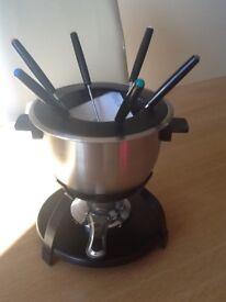 M&S fondue set