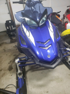 2006 Yamaha RS Vector mountain