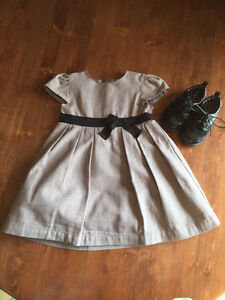 Robe pour fille Carter's Dress for girls 18m