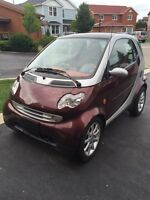 Smart car fortwo passion CDI OBO