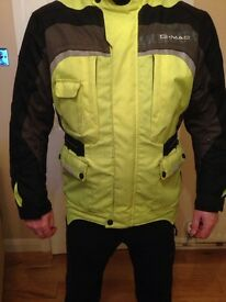 G-Mac Pilot. Motorcycle Jacket