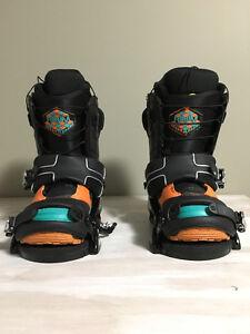 Burton Duece Snowboard Burton Cartel Bindings Forum League Boots