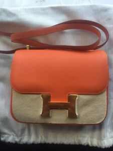 Hermes Constance brand new store fresh minu
