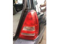 2003 Subaru Forester rear lights