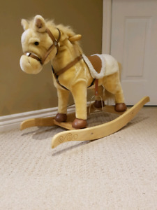Costco Rocking Horse
