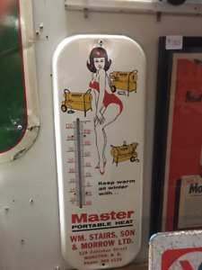 Master Portable Heat Moncton Thermometer