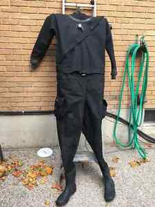Pinnacle Shell Dry Suit