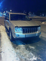 2005 Jeep Grand Cherokee limited  Camionnette