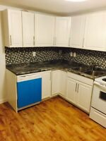 One bedroom legal and self contained suite east side